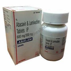 Abacavir and Lamivudine Tablets