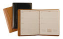 Leather Diary Planner