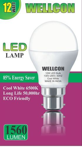 12 Watt Wellcon LED Bulb