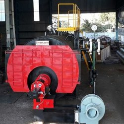 Liquid Gas Fuel Steam Boiler