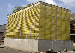 Natural Drafts Type Cooling Tower