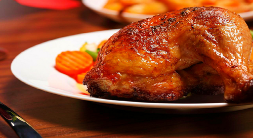 Grill Chicken Grilled Chicken Full Hotels Restaurants From Nagercoil