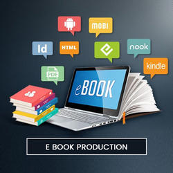 E Book Production Services
