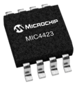 MIC4423YM - MOSFET Driver