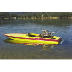 Frp Boats Frp Speed Boats Manufacturer From Nagpur