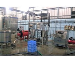 Dairy Industry Turnkey Project