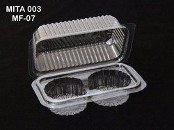 003-MF-07 2pcs Muffin Mita Folding Boxes