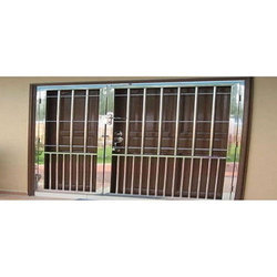 SS Grill Security Gate