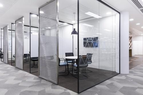 Office Partition Modern Office Partition Service Provider from Pune