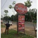 Lollipop Sign Board