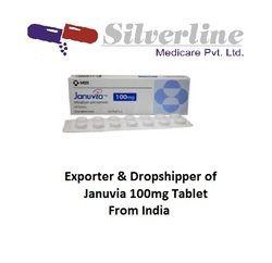 Januvia 100mg Tablet