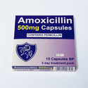 Amoxil 500 Mg