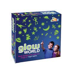 Glow World Board Games