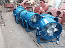 Axial Flow Fan Model GPA-700