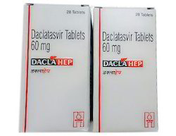 Daclahep 60mg tablets