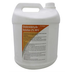 Glutaraldehyde Disinfectant Solution Packaging Type Can