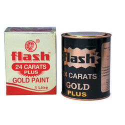 Gold Paint Carats Antique Gold Paint Manufacturer From Madurai - Paint plus