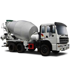 Industrial Transit Mixers