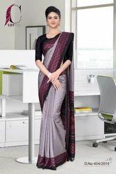 Teachers Uniform Saree