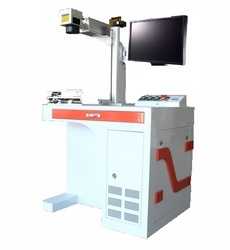 Maxsell Laser Marking Machine for LED and CFL Industry