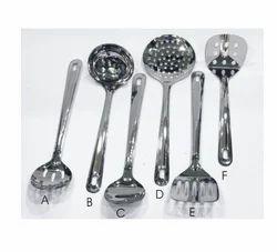 SS Kitchen Tool Set