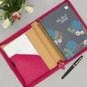 Pink Diary Cover