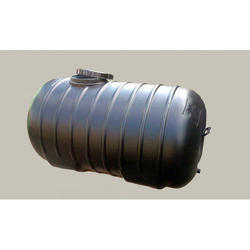 500 Liter Horizontal Blow Moulded Tank