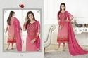 Full Sleeve Silky Salwar Suit
