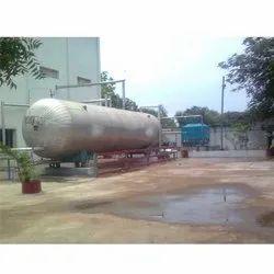 CO2 Cylinder Filling Station