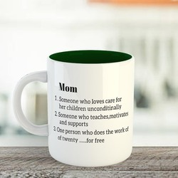 Personalized Inside Color Mugs