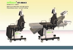 Ophthalmic Operation Table Cum Chair
