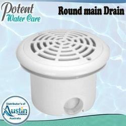 Swimming Pool Gutter Drain