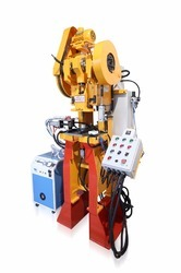 Automation of Standard 10 Ton Power Press