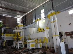 Samay Automatic Flour Mill Plant, Warranty: 0-6 Months