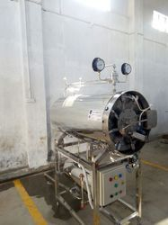 Cylindrical Sterilizers