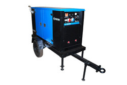 Diesel Engine Driven Welder And Brushless Force 500