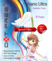 Dotfree Nano Ultra Sanitary Pads