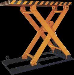 Scissor Lift Loading Dock
