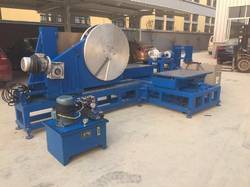 HDPE Tee Fabrication Machine