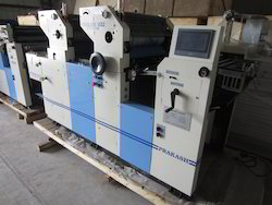 Two Color Offset Press