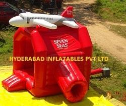 Inflatable Flight Bouncy