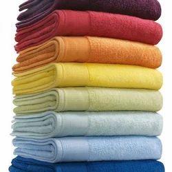 Plain Cotton Terry Towels