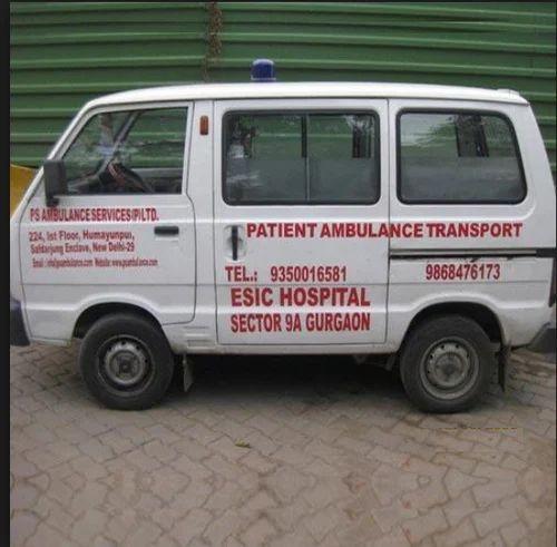 ambulance online india
