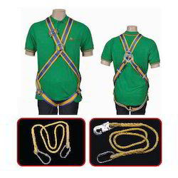 Full Body Safety Harness Class D 1010