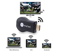 Link  AnyCast M2 Plus WiFi 1080P FHD HDMI TV Stick DLNA W