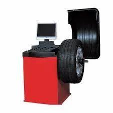 Computerised Wheel Balancer