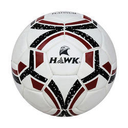 PU Hawk Platinum Football