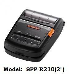 Bixolon Thermal Mobile Printer With Bluetooth