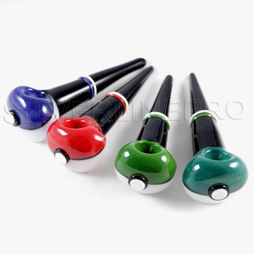 Multi Color Glass Smoking Pipes
