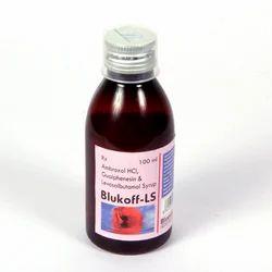 Ambroxol HCI Guaphenesin